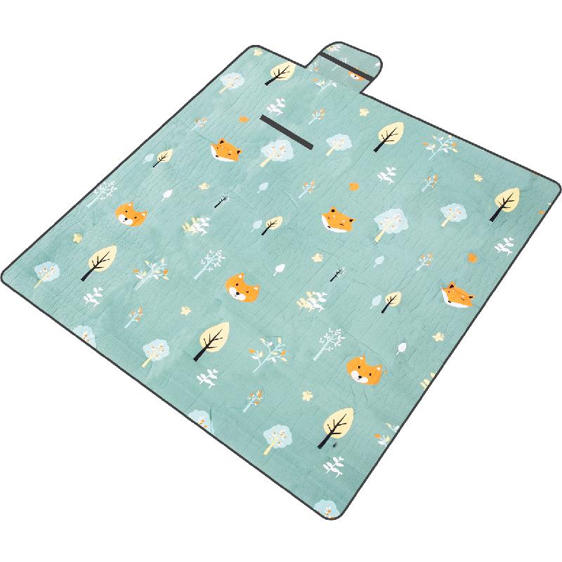 涤棉野餐垫